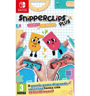 SNIPPERCLIPS PLUS - DIAMOCI UN TAGLIO