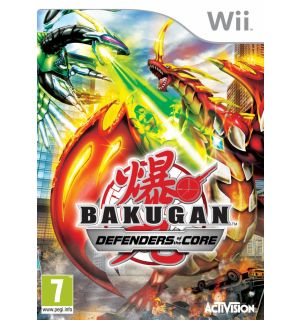 Bakugan I Difensori Della Terra