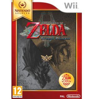 The Legend Of Zelda Twilight Princess (Selects, EU)