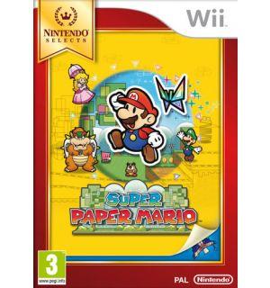 Super Paper Mario (Selects, EU)