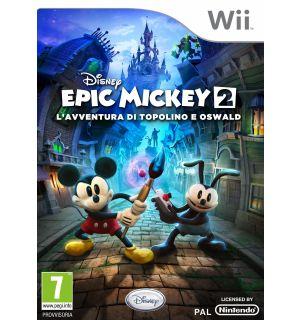 Disney Epic Mickey 2 L'Avventura Di Topolino E Oswlad
