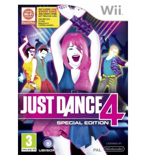 Just Dance 4 (Special Edition)