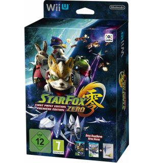 Star Fox Zero (Firts Print Edition)