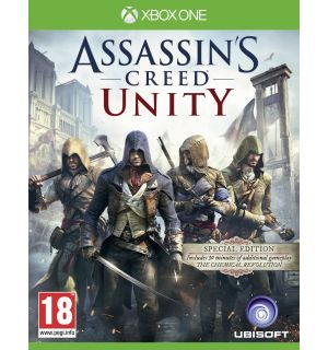 ASSASSIN'S CREED UNITY (SPECIAL EDITION)