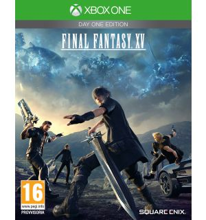 Final Fantasy 15 (Day One Edition)