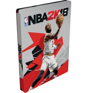 NBA 2K18 (Steelbook Edition)