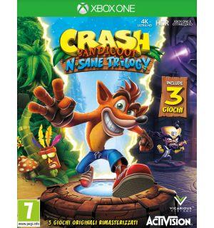 Crash Bandicoot N.Sane Trilogy (EU)