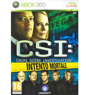 CSI Intento Mortale