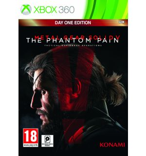 Metal Gear Solid 5 The Phantom Pain (Day One Edition)