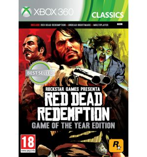 Red Dead Redemption Game Of The Year (Classics)