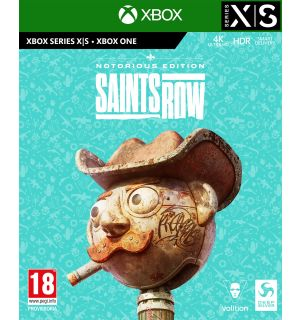 Saints Row (Notorious Edition)