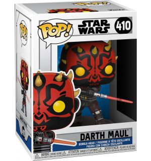 FUNKO POP! STAR WARS CLONE WARS - DARTH MAUL (9 CM)