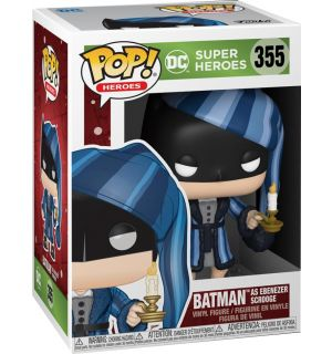 FUNKO POP! DC HOLIDAY - SCROOGE BATMAN (9 CM)