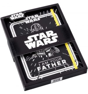 STAR WARS - I AM YOU FATHER (NOTEBOOK, A5)
