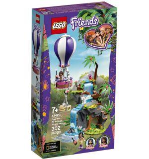 LEGO FRIENDS - SALVATAGGIO SULLA MONGOLFIERA DELLA TIGRE