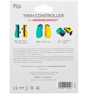 Twin Controller (Switch)