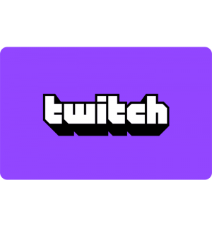 Twitch Digital Code EUR 15