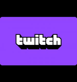Twitch Digital Code EUR 25
