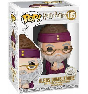 Funko Pop! Harry Potter - Dumbledore With Baby Harry (9 cm)