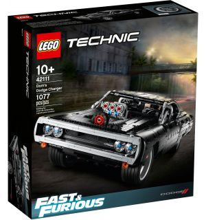 LEGO TECHNIC - DOM'S DODGE CHARGER