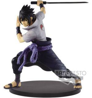 Naruto Shippuden - Uchiha Sasuke (Vibration Stars, 17 cm)