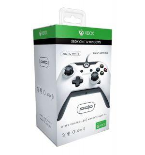 Controller Xbox One Wired (White Camo)