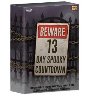 Pocket Pop! Calendario Dell'Avvento 13 - Day Spooky Countdown