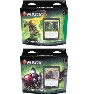 Magic - Commander Rinascita Di Zendikar (Mazzo, Soggetti Vari)