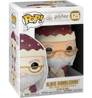 FUNKO POP! HARRY POTTER HOLIDAY - DUMBLEDORE (9 CM)