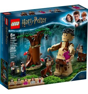 Lego Harry Potter - La Foresta Proibita: L'Incontro Con La Umbridge
