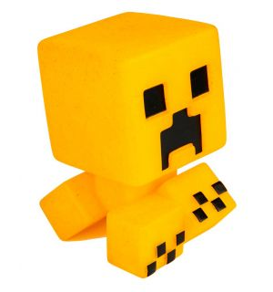 Minecraft - Creeper Mega Bobble Mobs (Oro, Limited Ed)