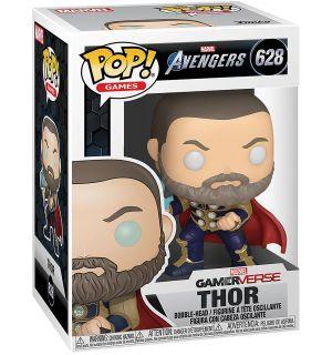 Funko Pop! Avengers Game - Thor Stark Tech Suit (9 cm)