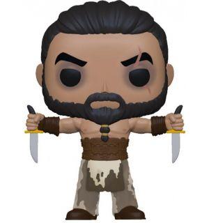 Funko Pop! Game Of Thrones - Khal Drogo With Daggers (9 cm)