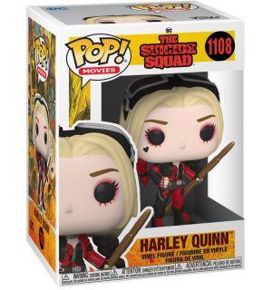 Funko Pop! The Suicide Squad - Harley Quinn (Bodysuit, 9 cm)
