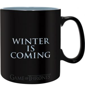 Game Of Thrones - Winter Is Here (Termosensibile)
