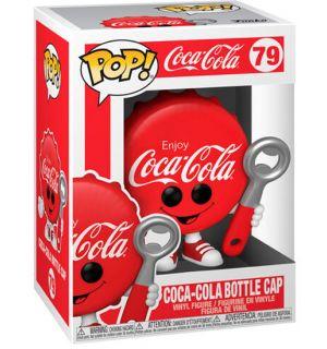 FUNKO POP! COCA COLA - COCA COLA BOTTLE CAP (9 CM)