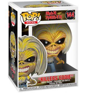 Funko Pop! Iron Maiden - Killers Skeleton Eddie (9 cm)