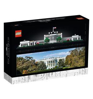 LEGO ARCHITECTURE - LA CASA BIANCA