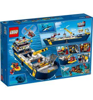LEGO CITY - NAVE DA ESPLORAZIONE OCEANICA