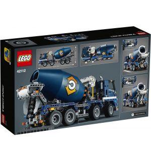 LEGO TECHNIC - BETONIERA
