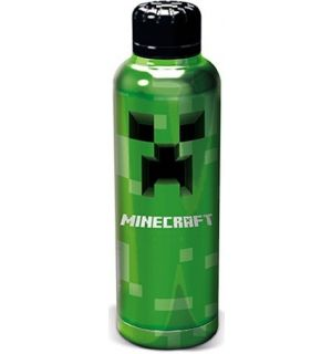 Minecraft - Creeper (Metallo, 515 ml)