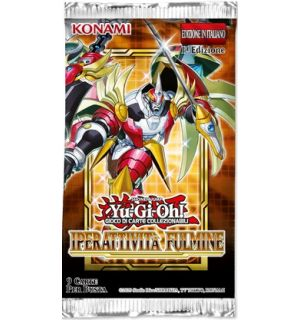 Yu-Gi-Oh! Iperattivita' Fulmine (Busta)