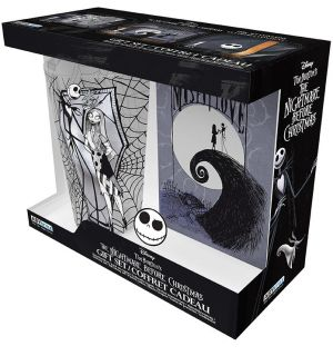 NIGHTMARE BEFORE CHRISTMAS- JACK(BICCHERE,SPILLA,NOTEBOOK A6