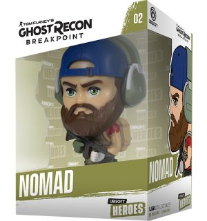 UBISOFT HEROES - GHOST RECON BREAKPOINT - NOMAD (SERIE 1)