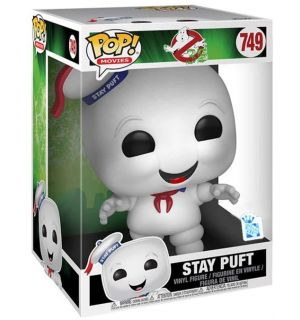FUNKO POP! GHOSTBUSTERS - STAY PUFF (SPECIAL ED. 25 CM)