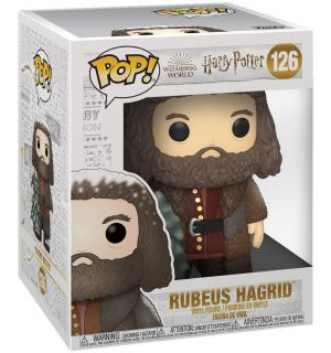 Funko Pop! Harry Potter Holiday - Hagrid (15 cm)