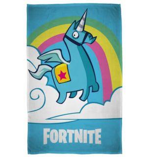 Fortnite - Lama Unicorno (100 x 150 cm)