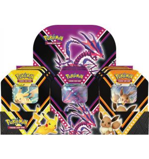 POKEMON - V POWERS (TIN DA COLLEZIONE)