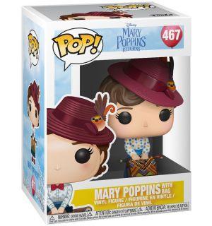 Funko Pop! Disney - Mary Poppins With Bag (9 cm)