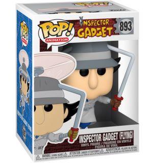 Funko Pop! Inspector Gadget - Inspector Gadget Flying (9 cm)